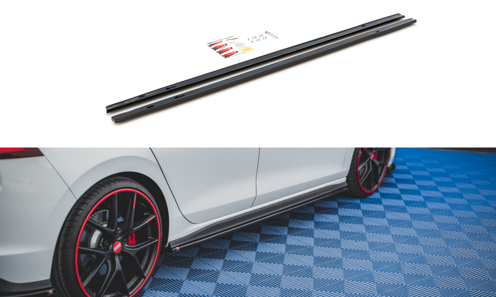 Seitenschweller VW Golf 8 GTI