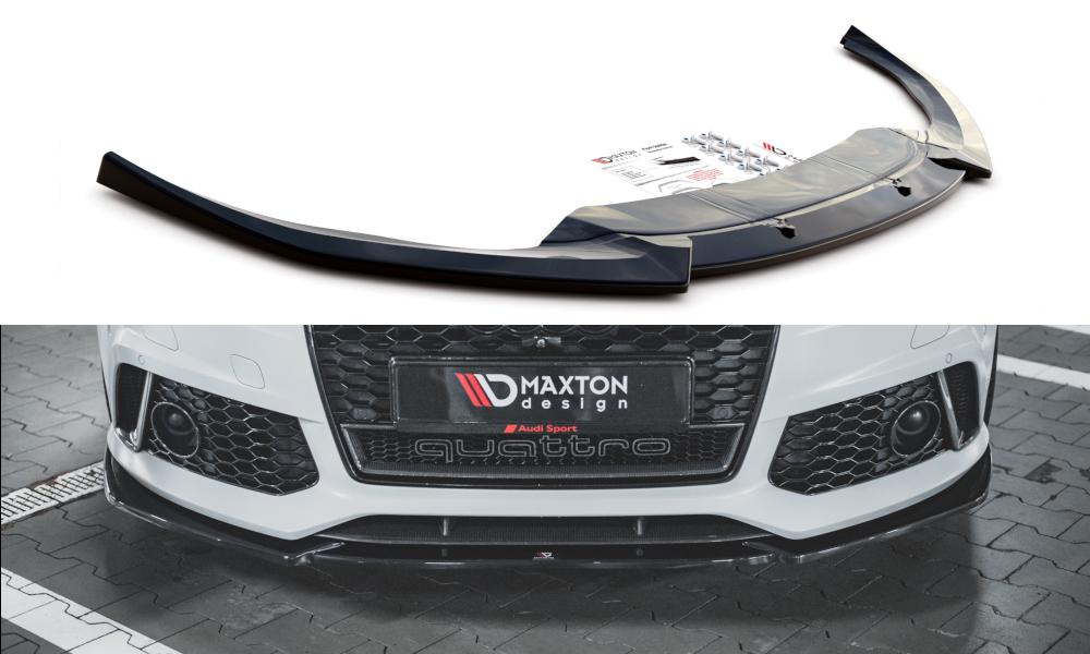 Frontlippe V4 Audi RS6 C7