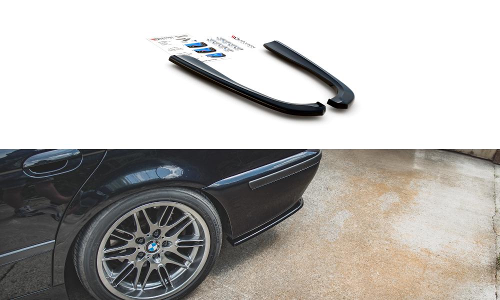 Side Splitters BMW M5 E39