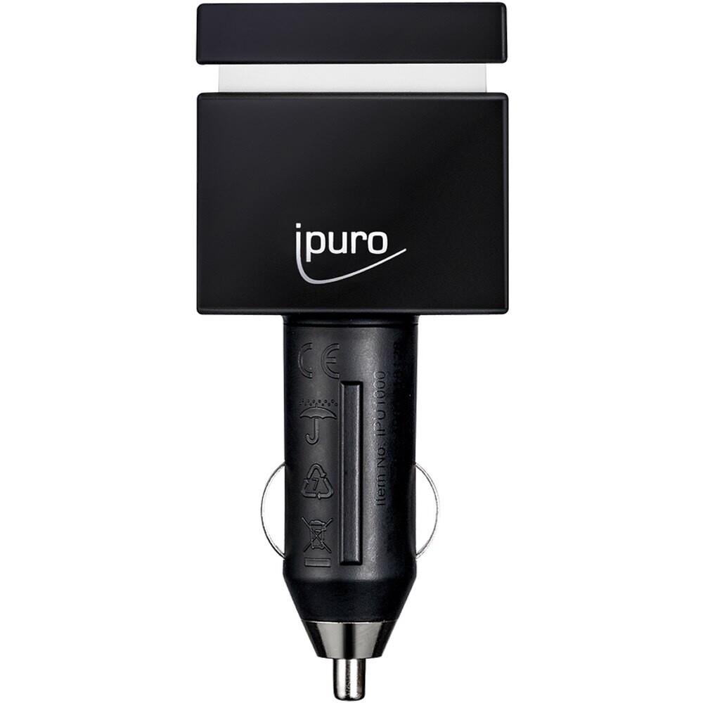 ipuro Air Pearls Electric Car Cube, black