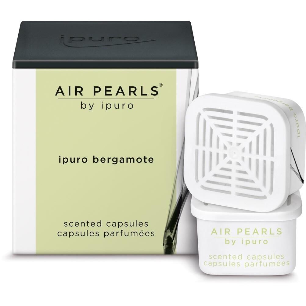 Ipuro Air Pearl Capsules, bergamote, 2 x 6g