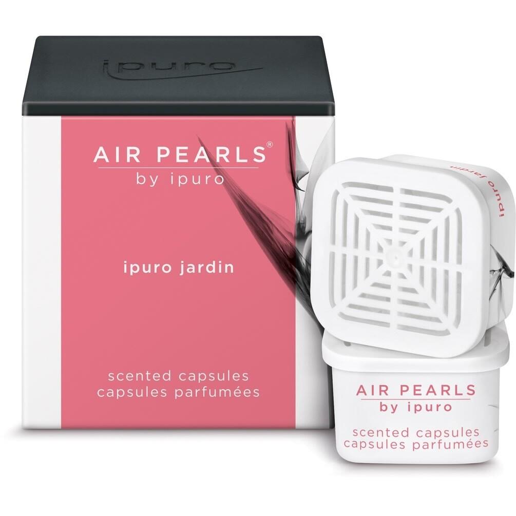 Ipuro Air Pearl Capsules, jardin, 2 x 6g