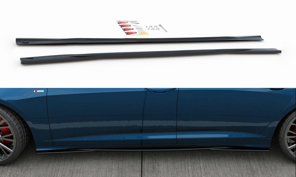 Seitenschweller Audi A6 C8 S-Line / S6 C8