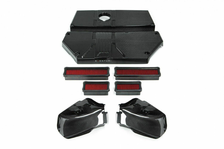 Eventuri Carbon Ansaugsystem für BMW F97 X3M und F98 X4M