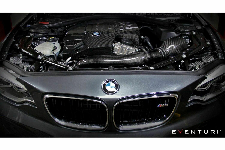 Eventuri Carbon Motorabdeckung für BMW N55 Motor