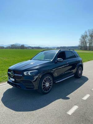 Trittbretter Mercedes GLE SUV W167