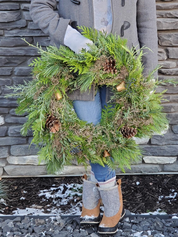 Woodland Whimsy Wreath
