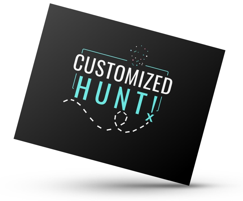 Custom Celebration Hunts