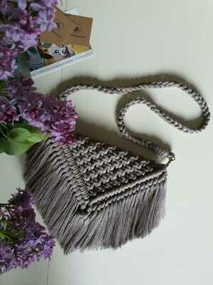 Cappucino Boho Bag