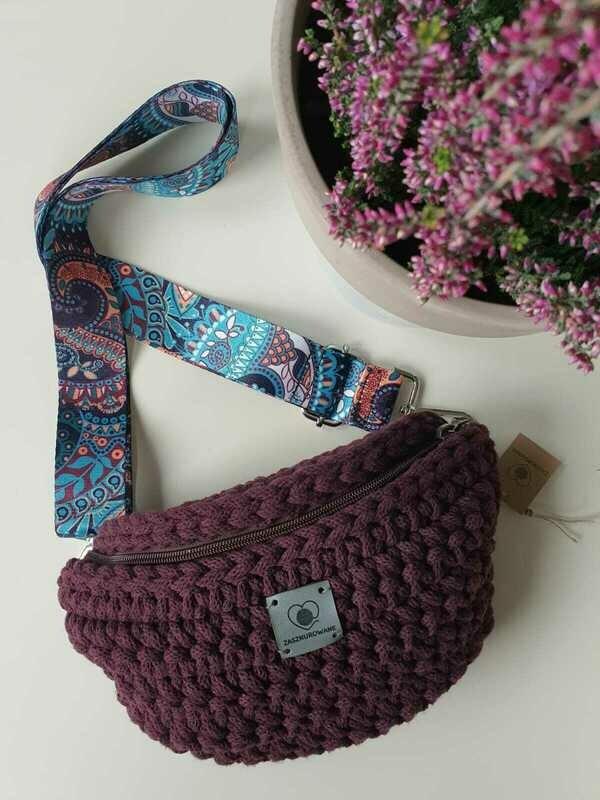 Violet Belt Bag