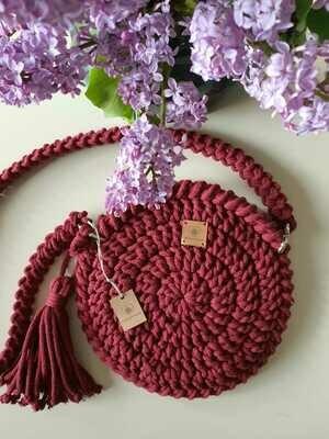 Raspberry Mini Bag