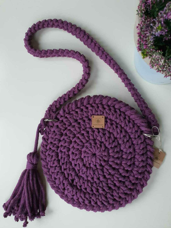 Light Violet Mini Bag