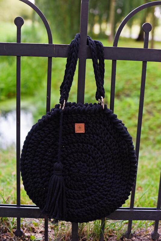 Black Classic Bag