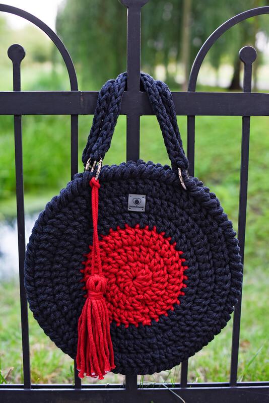Poppy Flower Classic Bag