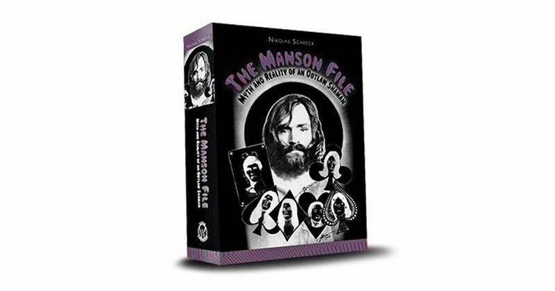The Manson File - Trade Paperback Pre-order