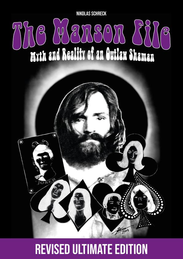 The Manson File - Trade Paperback