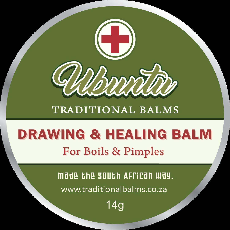 Ubuntu Drawing & Healing balm 14g