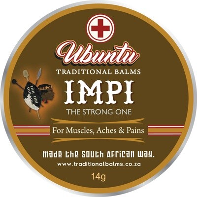Ubuntu Impi The strong One