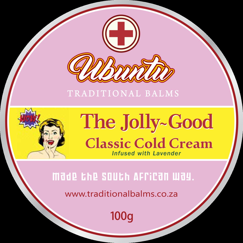 Ubuntu Jolly-Good Classic Cold cream-Makhulu's Way!
