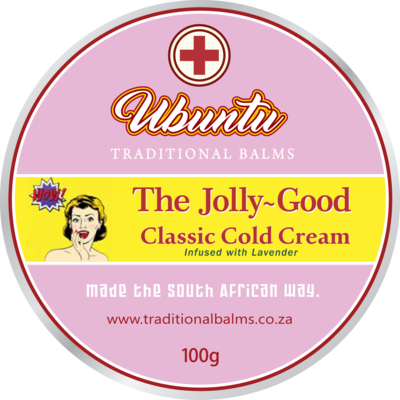 Ubuntu Jolly-Good Classic Cold cream-Makhulu's Way!