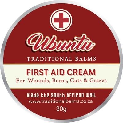 Ubuntu First Aid cream