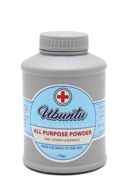 All purpose powder-Zinc Starch Boracic Powder