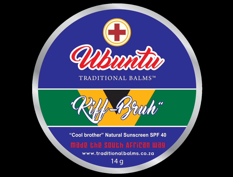 Kiff-Bruh (Neon Blue) SPF40 Sunscreen