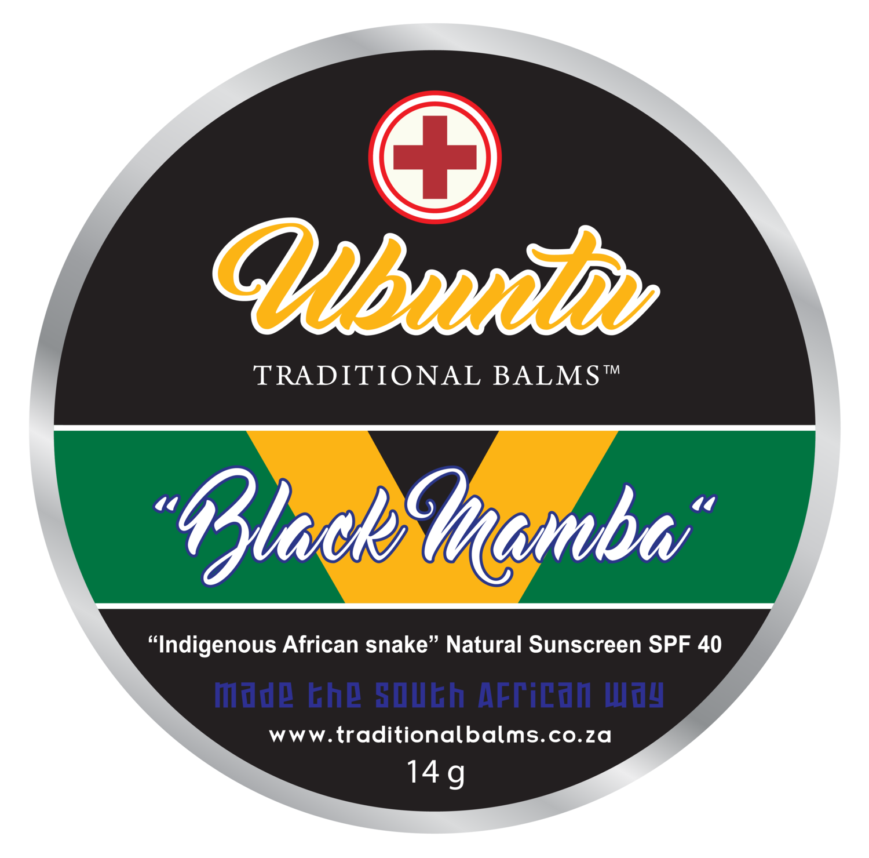Black Mamba SPF40 Sunscreen