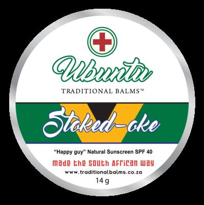 Stoked-Oke SPF40 Sunscreen