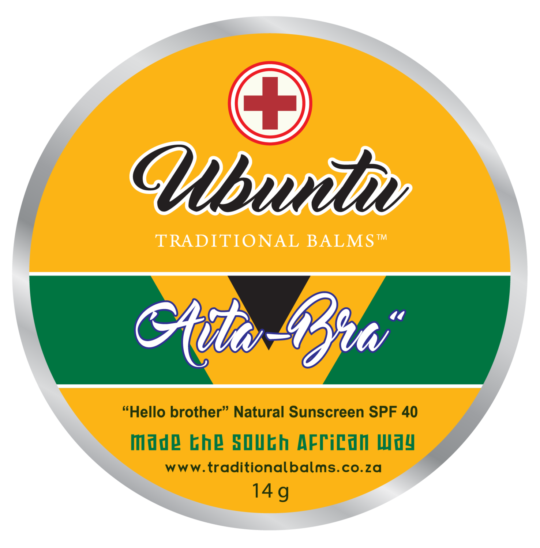 Aita-Bra SPF40 Yellow Sunscreen