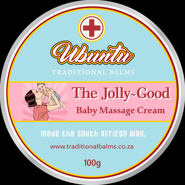 Jolly-Good Tula-Tula Baby Massage cream