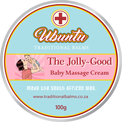 Jolly-Good Tula-Tula Baby Massage cream