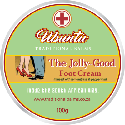 Jolly-Good Jica-Majika Foot cream