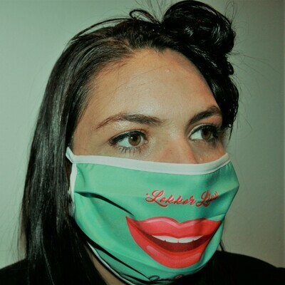 Lekker Lips Adult mask