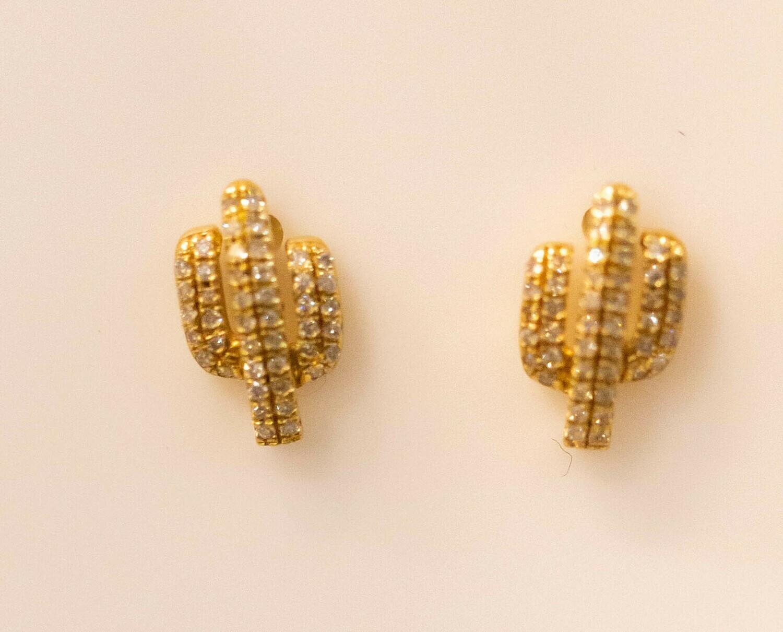 Ladies Earring ES-6338