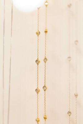 Ladies WS Necklace WS1N-30180