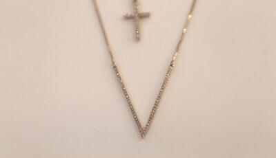 Ladies Necklace SN-32065