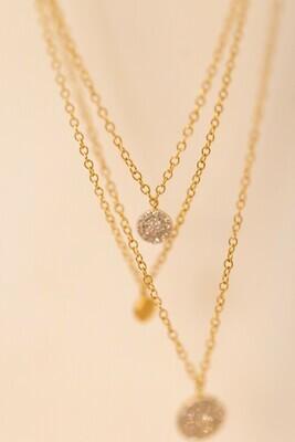 Ladies WS Necklace WS1N-30189
