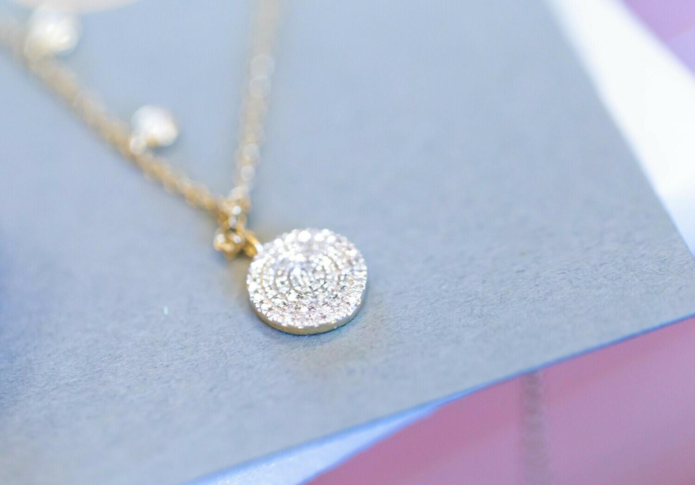 Ladies WS Necklace WS1N-30217
