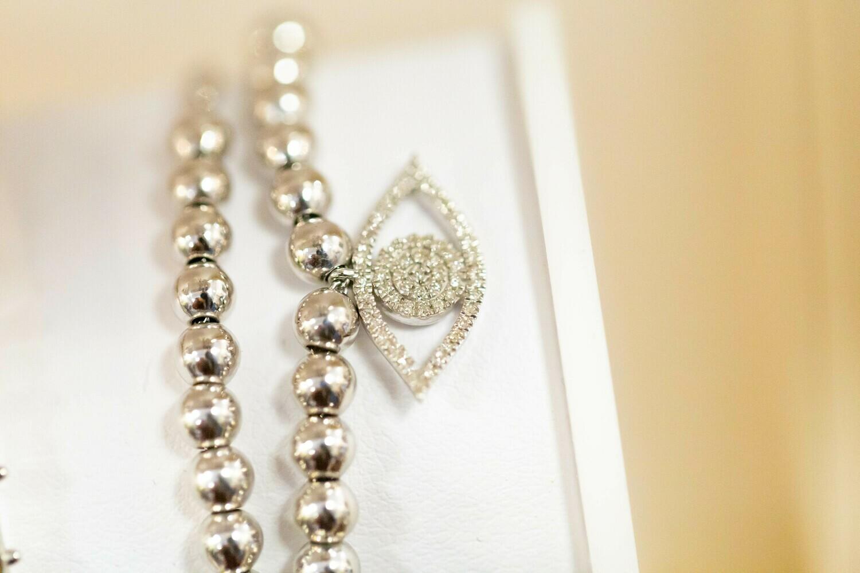 Be Strong Diamond Bracelet