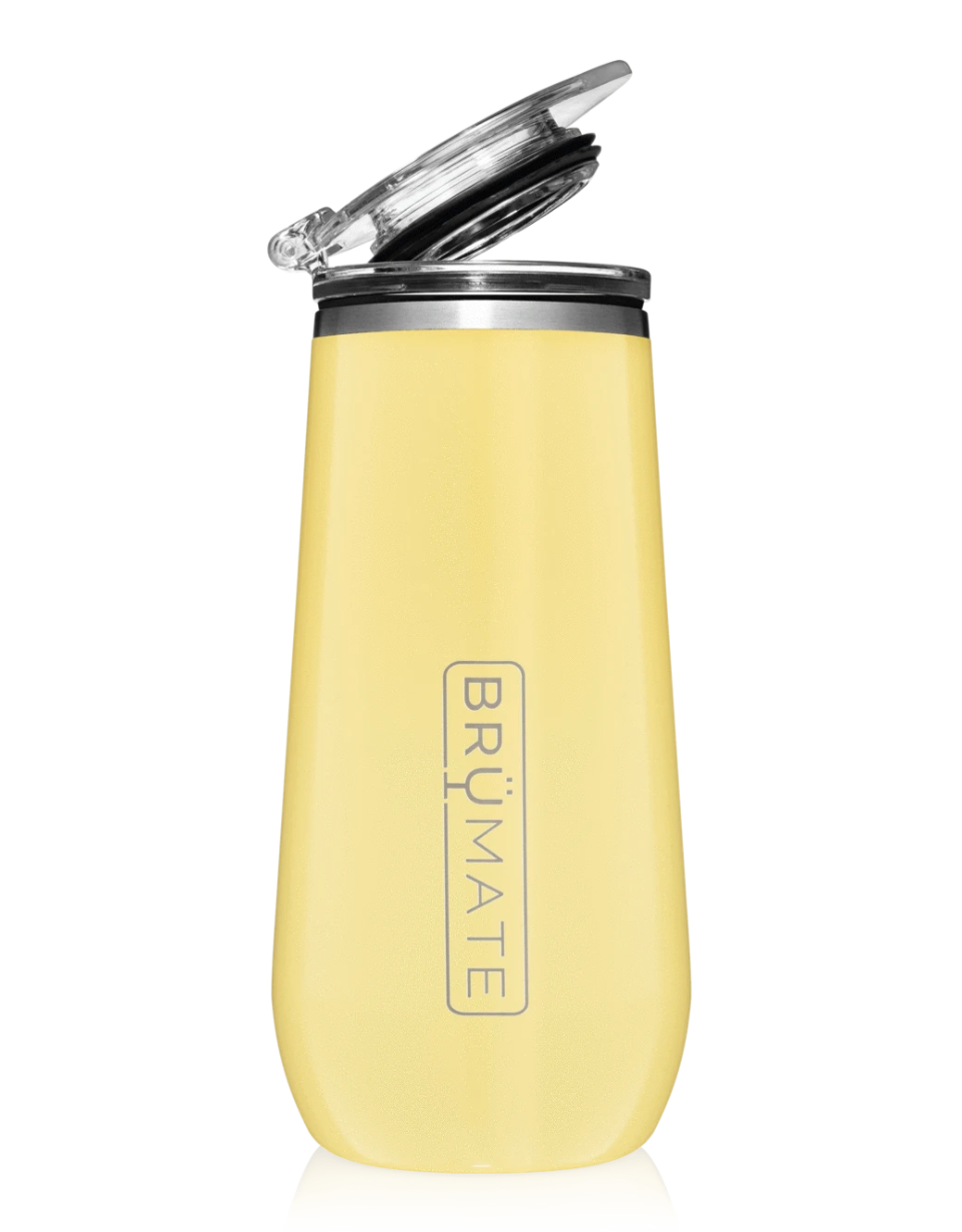 Flute Insulated 12oz Champagne Flute Daisy