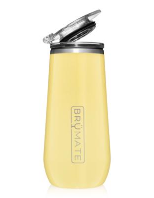Flute Insulated 12oz Champagne Flute Daisy