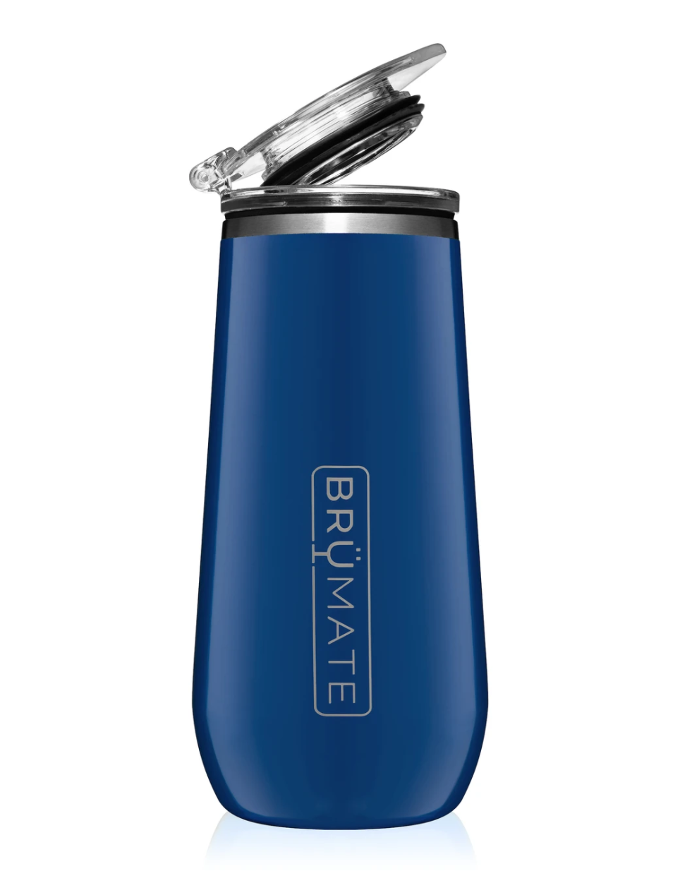 Flute Insulated 12oz Champagne Flute Royal Blue