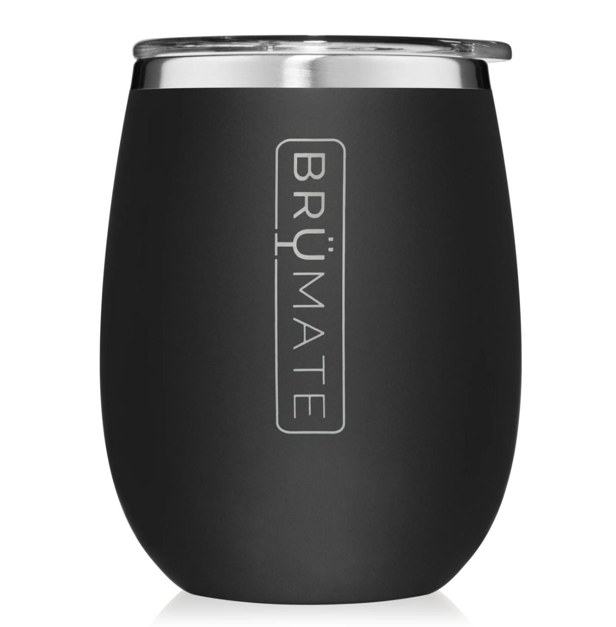 Uncork'd XL 14oz Wine Tumbler | Matte Black