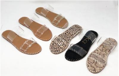 Snake Flip Flop Sandal