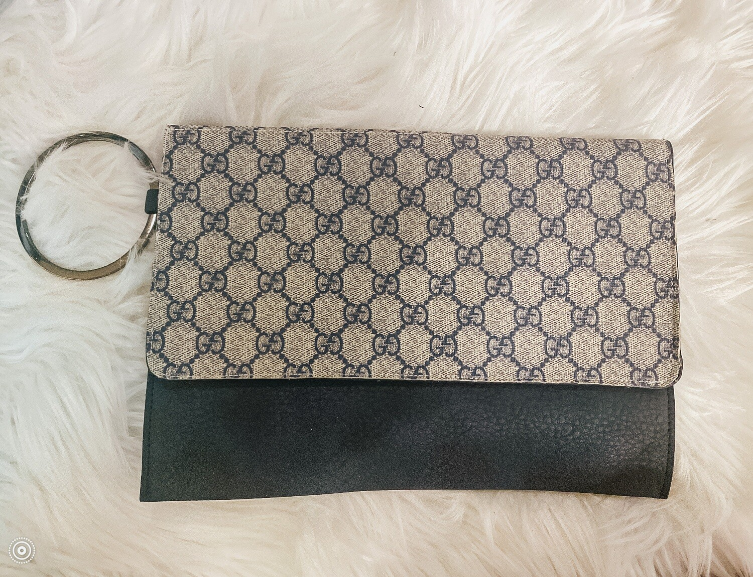 Gucci Upcycled Clutch
