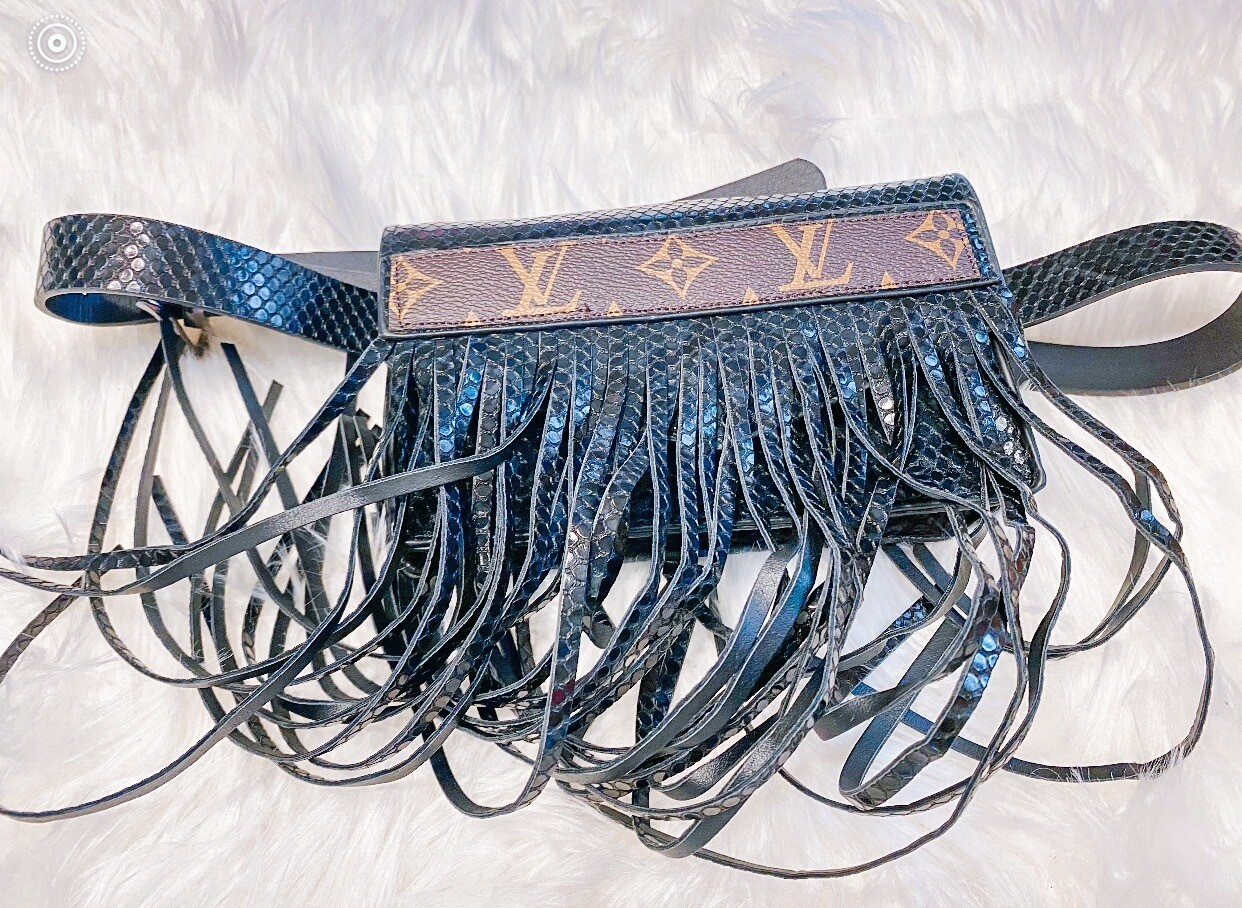 LV Authentic Fanny Pack
