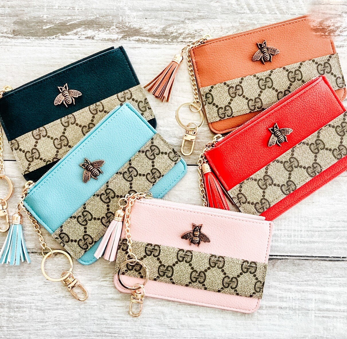 Gucci Upcycled Cardholders