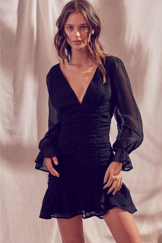 Everyday Black Dress