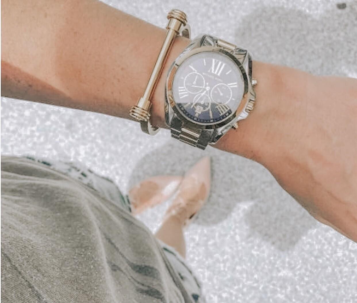 Barbell Bracelet